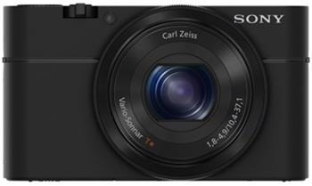 Sony DSC-RX100, 20,2 Mpix, 3,6xOZ, F1,8; DSCRX100.CEE8