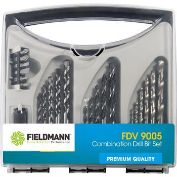 FIELDMANN FDV 9005 Sada 23ks vrtáky,bity
