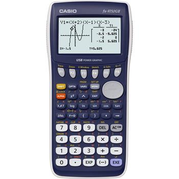 Casio FX 9750 GII ; 10002323