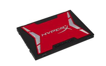 "HyperX Savage SSD 240GB 2,5"" (čtení/zápis; 560/530 MB/s)"