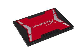"""HyperX Savage SSD 120GB 2,5"""" (čtení/zápis; 560/360 MB/s) Upgrade Bundle Kit; SHSS3B7A/120G"""