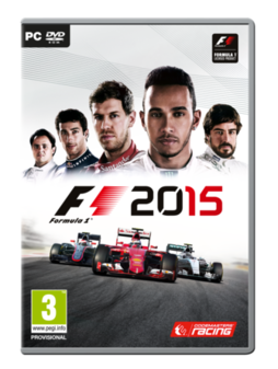 PC F1 2015; 5908305210085