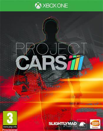 XONE Project CARS; 3391891980913