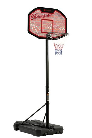 Koš basketbalový Garlando SAN JOSÉ se stojanem, výška 225-305cm
