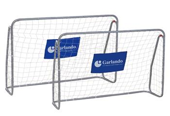 Fotbalová branka Garlando KICK & RUSH 215x152 cm, 2 kusy v balení