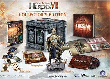 PC Might & Magic Heroes VII Collectors edition