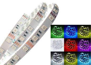 LEDme LED pásek 14,4W/m IP20 RGB 1metr