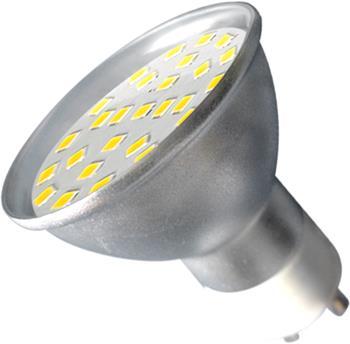 LEDme LED žárovka S 3.5W GU10 240V studená bílá CRI80
