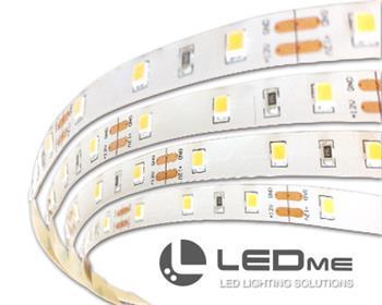 LEDme LED pásek 12W/m IP20 denní bílá CRI90 1metr