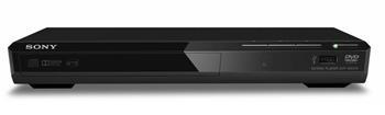 Sony DVPSR370B - DVD přehrávač