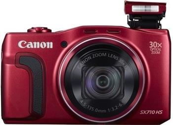 Canon PowerShot SX710 HS červený; 0110C002