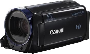 Canon LEGRIA HF R606 černá