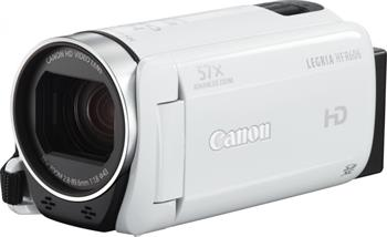 Canon LEGRIA HF R606 bílá; 0280C015