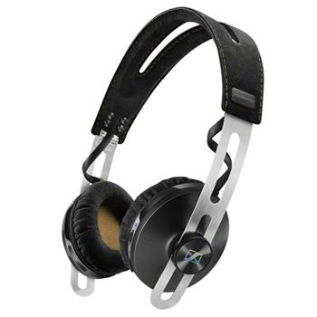 SENNHEISER Momentum 2 On-Ear Wireless Black; 4044155095043