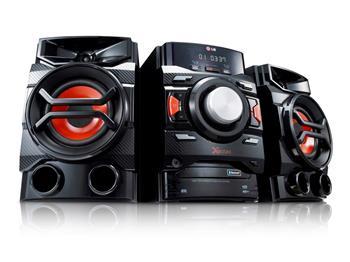 LG CM4350 Mini Hi-Fi systém; CM4350