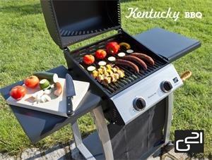 Gril G21 Kentucky BBQ 2 hořáky