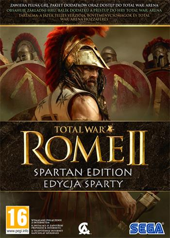 PC Total War: Rome 2 - Spartan Edition; 5908305211716