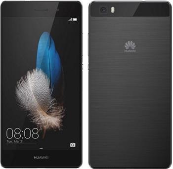 HUAWEI P8 Lite Dual SIM Black; SP-P8LITEDSBOM
