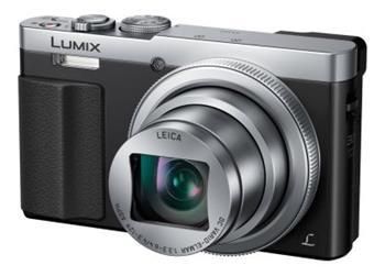 Panasonic LUMIX DMC-TZ70 stříbrný
