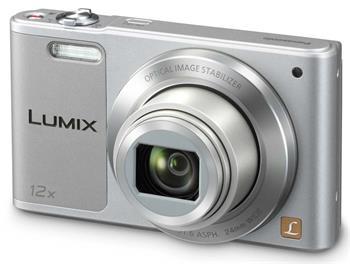 Panasonic LUMIX DMC-SZ10 stříbrný; DMC-SZ10EP-S