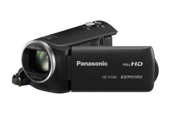 Panasonic HC-V160; HC-V160EP-K