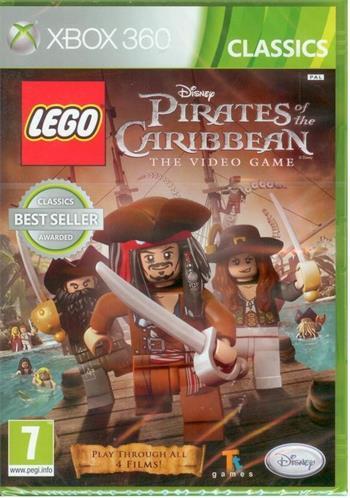 X360 LEGO Pirates of the Caribbean; 8717418347277