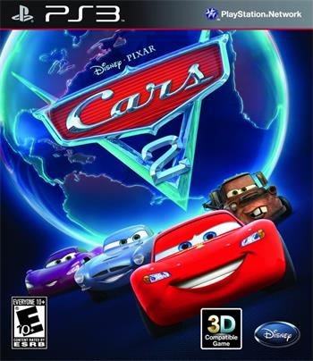 PS3 Cars 2 ( Auta 2 ) Essentials