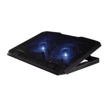 """Hama chladící stojan pro notebook"""" """"Black""""; 53065"""