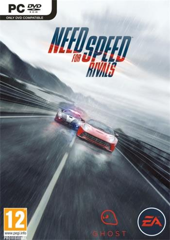 PC Need for Speed Rivals; EAPC03484