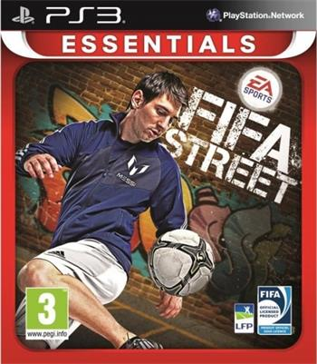 PS3 FIFA Street 4 Essentials
