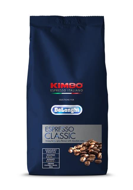 DéLonghi Espresso Classic zrnková káva 250 g