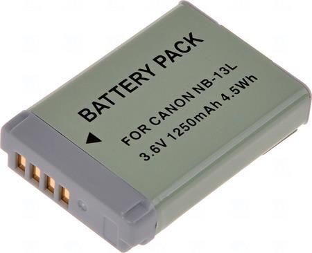 Baterie T6 power NB-13L; DCCA0024