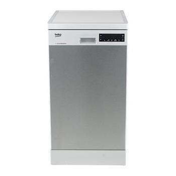 BEKO DFS 28020 X Myčka nádobí volně stojící šířky 45 cm, 10 sad nádobí, 8 programů, A++