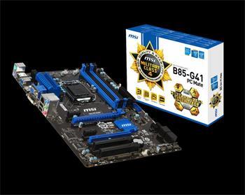 MSI B85-G41 PC Mate, soc.1150 - základní deska