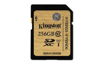 Kingston 256GB SDXC Ultimate UHS-I class 10