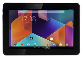 "Tablet HANNSPREE HannsPad 10.1"" HD, Android 4.4, Quad-Core, 16GB, černý"