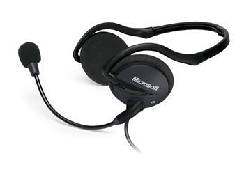 Microsoft LifeChat LX-2000 - sluchátka