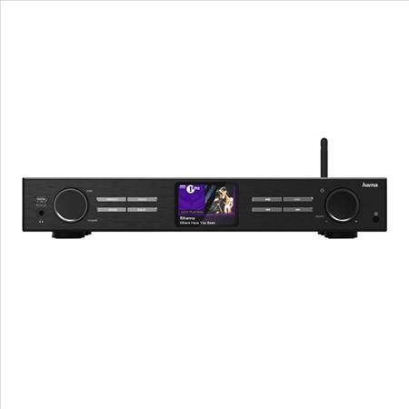 Hama DIT2000 Digital Hi-Fi Tuner, FM/ DAB / DAB+, Internetové rádio; 54821