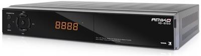 AMIKO DVB-S2 přijímač SHD 8150 CXE