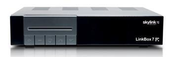 LinkBox 7 (Skylink Ready) - satelitní přijímač