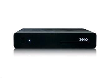 Vu+ Zero černý - satelitní přijímač