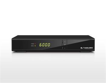 AB CryptoBox 600 HD - satelitní příjmač; ABCR600