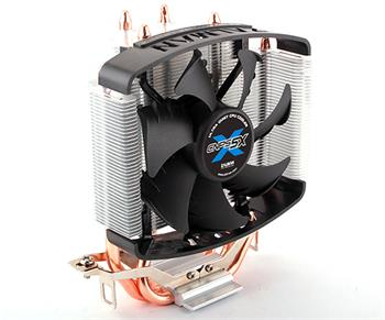 Zalman chladič CNPS5X Performa 92mm fan PWM, 3x heatpipe