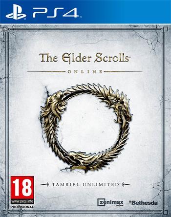 PS4 The Elder Scrolls Online: Tamriel Unlimited; 0093155149380