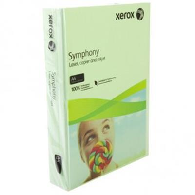 Xerox Papír barevný (pastelová barva) zelená 160gr - 250listů; 003R93226