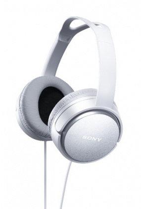 Sony MDR-XD150, bílá; MDRXD150W.AE