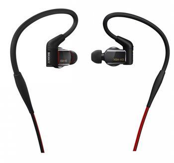 Sony XBA-H3, černá