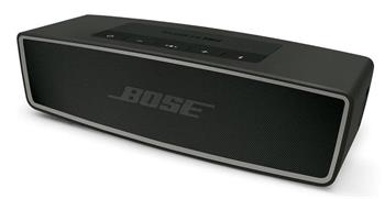BOSE SoundLink® Mini BT speaker II - Carbon black; B 65949