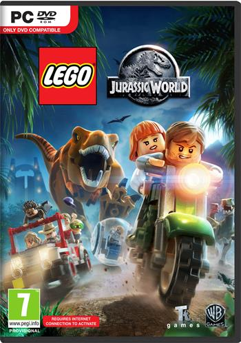 PC LEGO Jurassic World