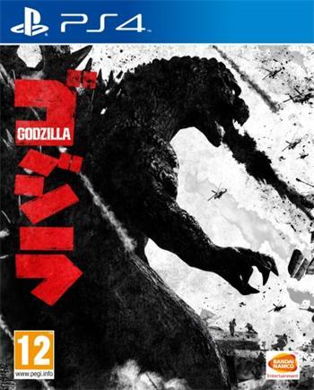 PS4 Godzilla; 3391891984034